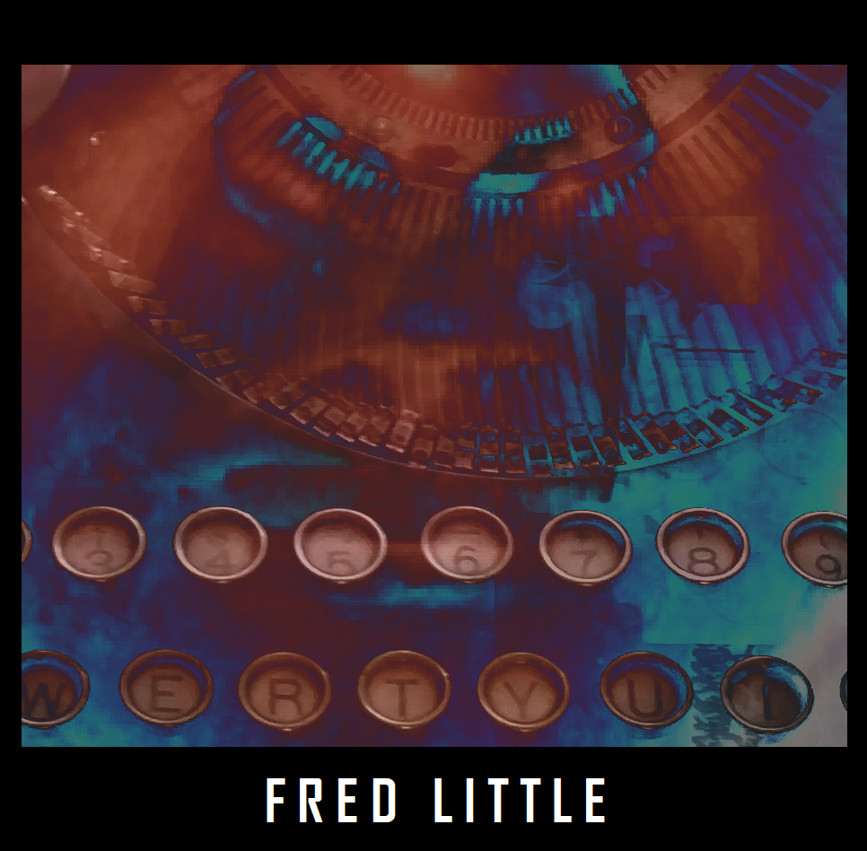 WRITER-FRED LITTLE-ICON
